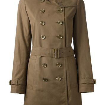 Burberry Brit 'Crombrook' trench coat