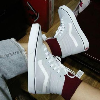VANS Women Men Fashion Running Sneakers Sport Shoes