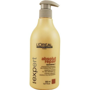 Serie Expert Absolut Repair Shampoo For Very Damaged Hair 16.9 Oz
