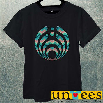 New Bassnectar on chevron Men T Shirt