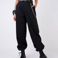 I AM GIA Black Cobain Pants | Princess Polly Australia