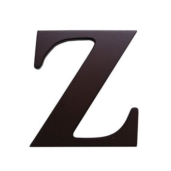 Kids Line Z Wooden Personalizable Letter Wall Decor