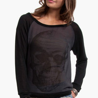 Past Life Dolman Top $38