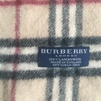 Burberry Ladies Wool Scarf