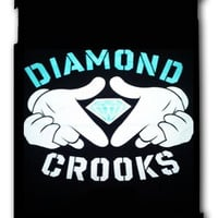 Diamond Crooks iPad case, Available for iPad 2, iPad 3, iPad 4 , iPad mini and iPad Air