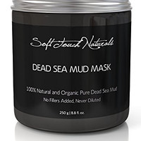 Soft Touch Naturals Dead Sea Mud Mask, 8.8 fl oz