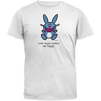 Happy Bunny - Your Anger T-Shirt