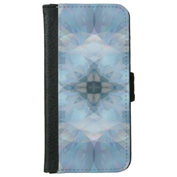 Soft Flowers iPhone 6/6s Wallet Case
