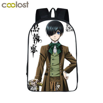 Black Butler Backpacks