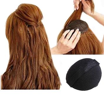 Hair Ornaments Hairdressing Tool Princess Style Hair Heighten Device Sponge Headband Hair Maker Pad BMHM396#C9