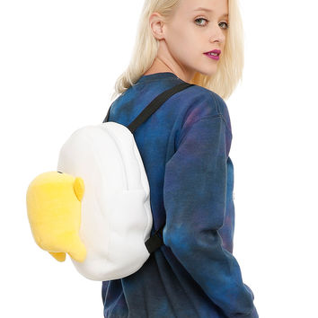 Gudetama Plush Backpack