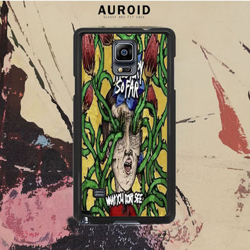 The Story So Far Album Samsung Galaxy Note 3 Case Auroid
