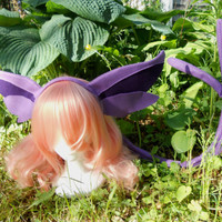Espeon Ears by HopismyHero on Etsy