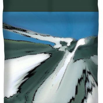Winter In The Mountains Queen Duvet Cover for Sale by Ben and Raisa Gertsberg