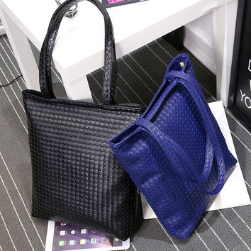 Korean Simple Design Casual Stylish Shoulder Bags [6582643783]