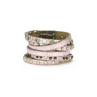 DREAM METALLIC COME TOGETHER BRACELET-Pink
