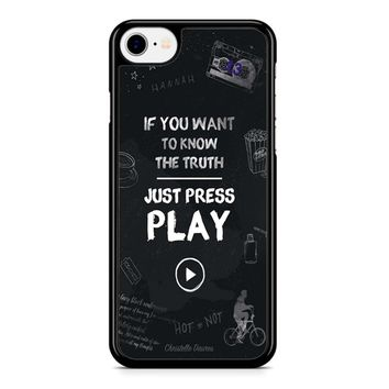 13 Reasons Why 5 iPhone 8 Case