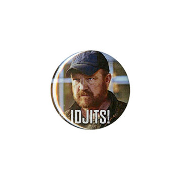 Supernatural Bobby Idjits! Pin