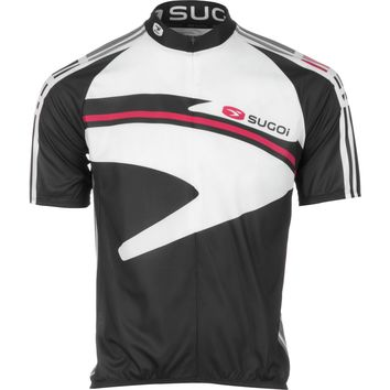 Sugoi Icon Short Sleeve Jersey Black/White,