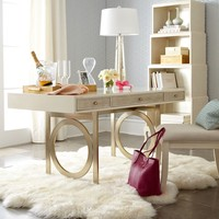 The Arianna Swirl Base Writing Desk