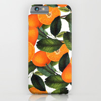 The Forbidden Orange #society6 #decor #buyart iPhone & iPod Case by 83 Oranges™