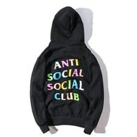 Trendsetter ASSC Women Men Fashion Casual Top Sweater Pullover Hoodie