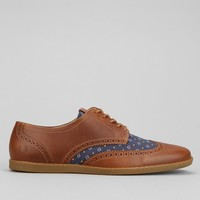 Fred Perry Jacobs Leather Drakes Shoe - Urban Outfitters