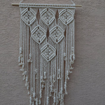 Home Decorative Modern Macrame Wall Hanging