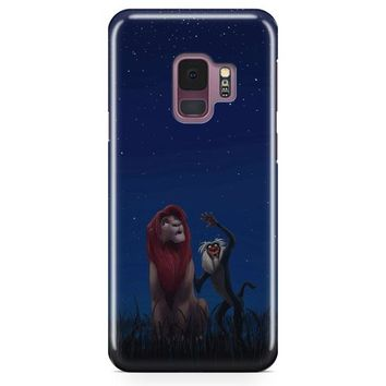 Lion King Remember Who You Are Samsung Galaxy S9 Case | Casefantasy