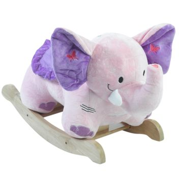 Bella Elephant Rocker
