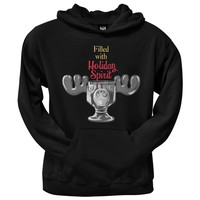 Christmas Vacation - Filled With Holiday Spirit Pullover Hoodie