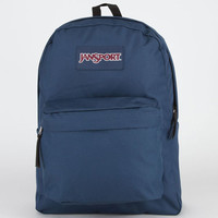 Jansport Superbreak Backpack Navy One Size For Men 86010021001