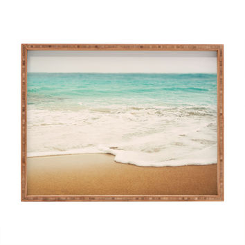 Bree Madden Ombre Beach Rectangular Tray