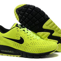 Women's Nike Air max 90  green black