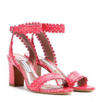 tabitha simmons - leticia leather sandals