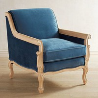 Magnolia Home McLennan Navy Chair