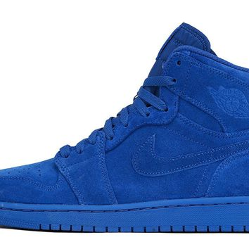 "AIR JORDAN 1 RETRO HIGH ""BLUE SUEDE"""