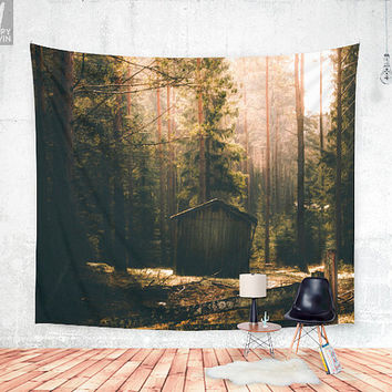 Honey im home Wall tapestry