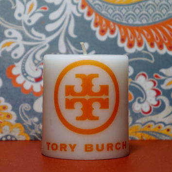 Tory Burch Candle by PresentPerfection on Etsy