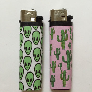 Area 51 Lighter Set