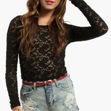 Betty Floral Top $30