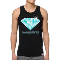 Diamond Supply Creators Black Tank Top at Zumiez : PDP
