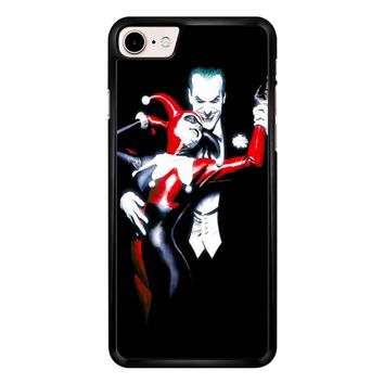 The Joker And Harley Quinn iPhone 7 Case