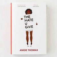 The Hate U Give By Angie Thomas - Urban Outfitters