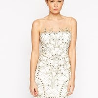 Forever Unique Adora Heavily Embellished Dress