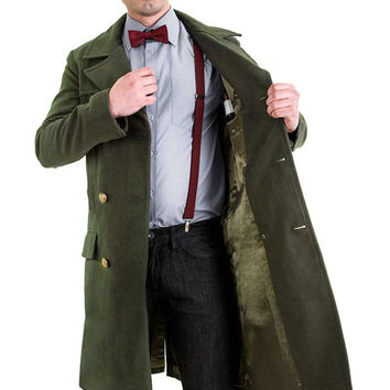 Eleventh Doctor's Green Coat