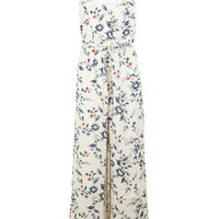 Print Strappy Jumpsuit - Playsuits & Jumpsuits - Clothing
