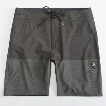 VOLCOM Lido Heather Mod Mens Boardshorts
