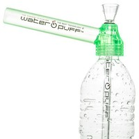Water Puff Portable & Instant Water Pipe