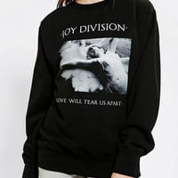 Urban Outfitters - Joy Division Love Pullover Sweatshirt